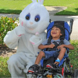 Caridad Center Easter Celebration