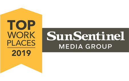 Caridad Center Named a Top Workplace in South Florida