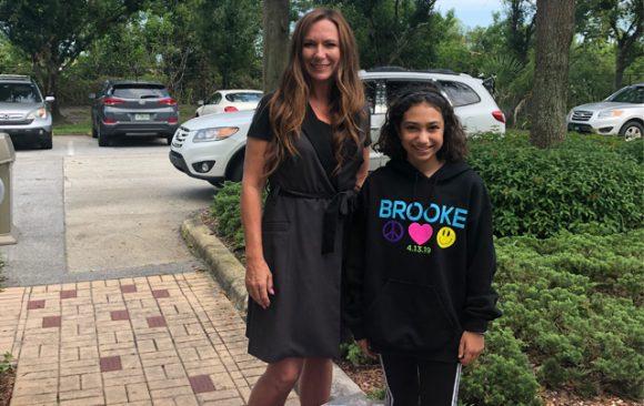 A Heartfelt Thank You to Brooke Diamond