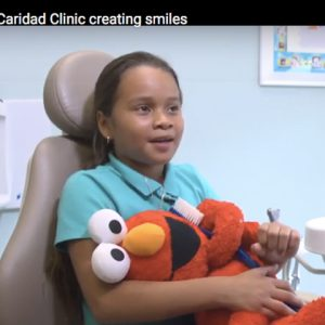 Caridad Center Creates Happy Smiles