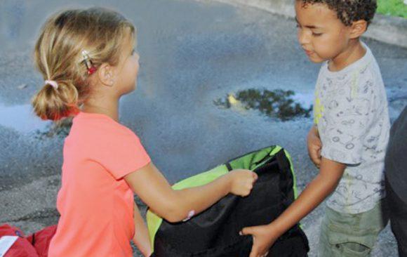 1,000 Deserving Children Receive Much-Needed School Supplies at Caridad Event