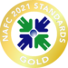 Caridad Center Earned a 2021 Gold Rating from the NAFC Quality Standards Program